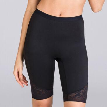 Black thigh slimmer - Expert in Silhouette-PLAYTEX