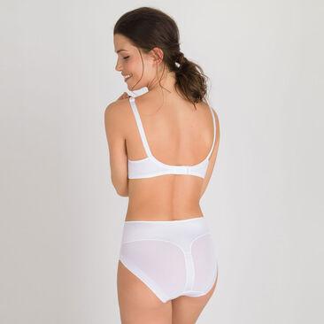 Culotte Maxi invisible blanche  - Perfect Silhouette, , PLAYTEX