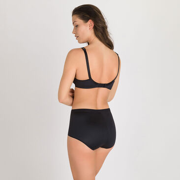 Shaping Maxi Brief in Black – Perfect Silhouette-PLAYTEX