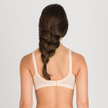Non-wired Bra in Skin tone – Cross Your Heart 556-PLAYTEX