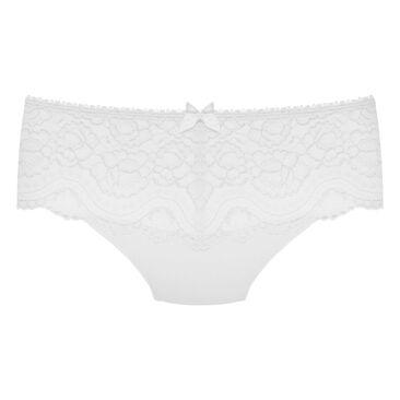 Braga midi blanca Flower Elegance, , PLAYTEX
