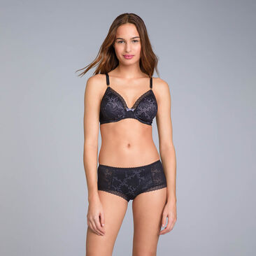 Culotte invisible negro - Invisible Elegance, , PLAYTEX