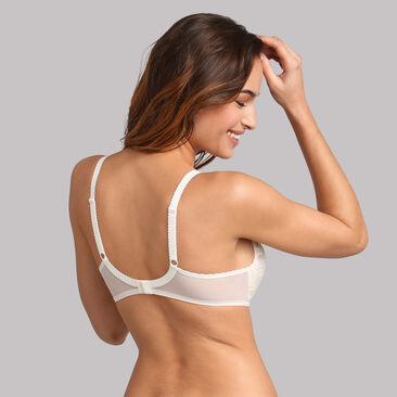 Underwired bra in ivory - Secret Comfort, , PLAYTEX