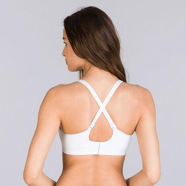 White wireless bra - Feel Good Support-PLAYTEX