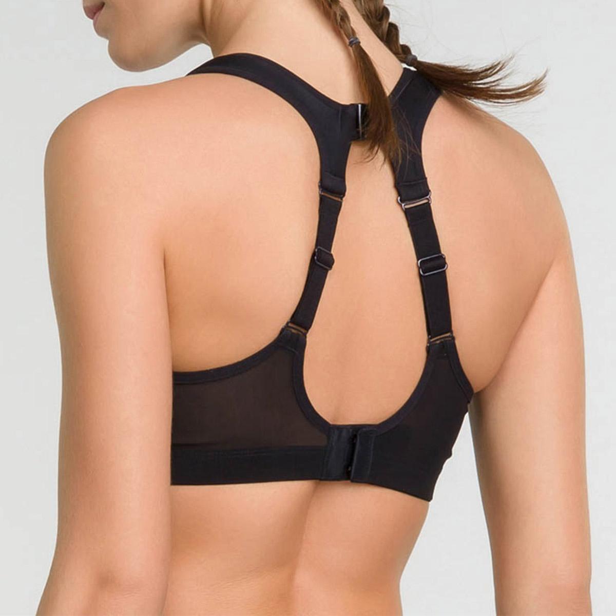 Ultimate Fly bra in black Shock Absorber, , DIM