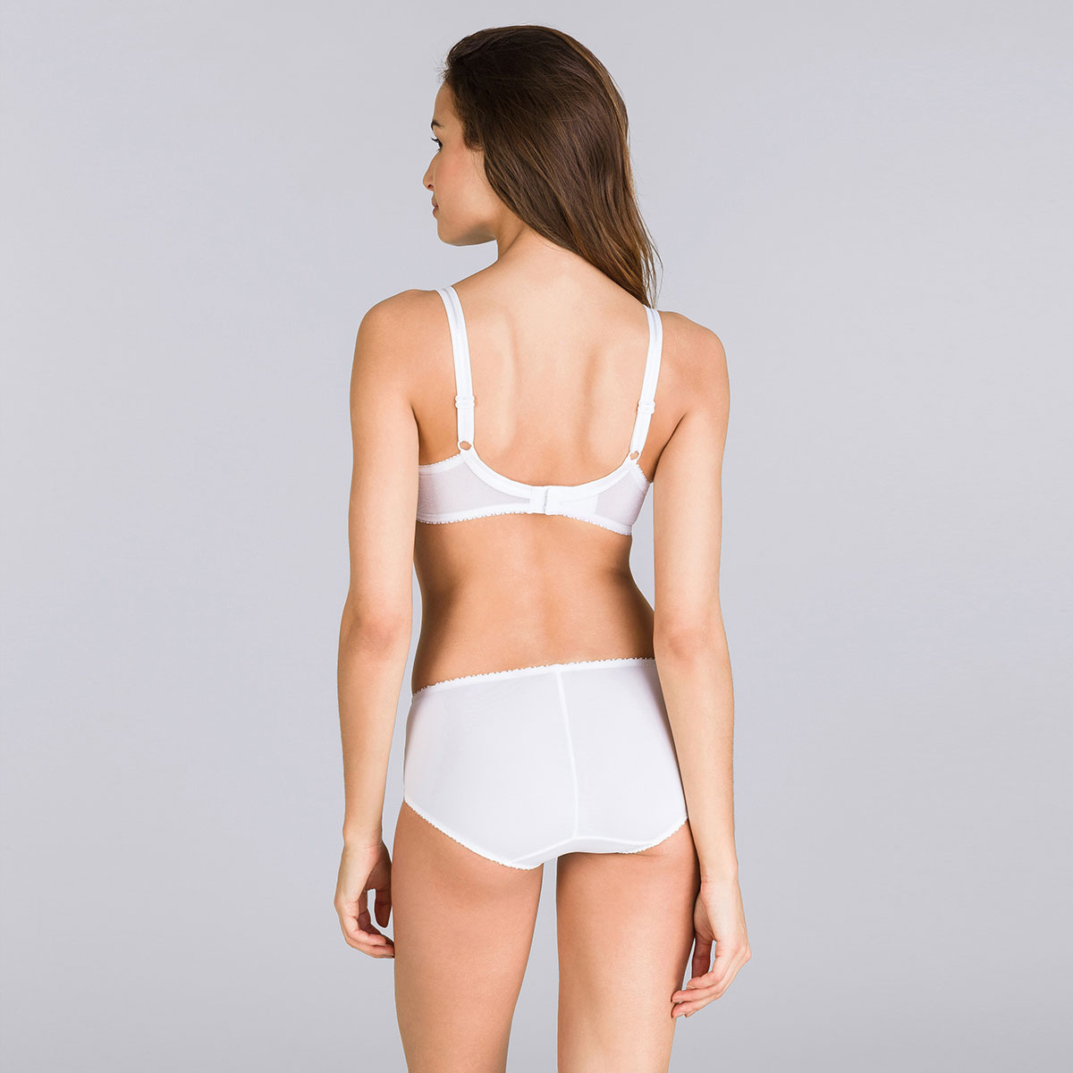 Underwired bra in white Classic Micro Support, , PLAYTEX