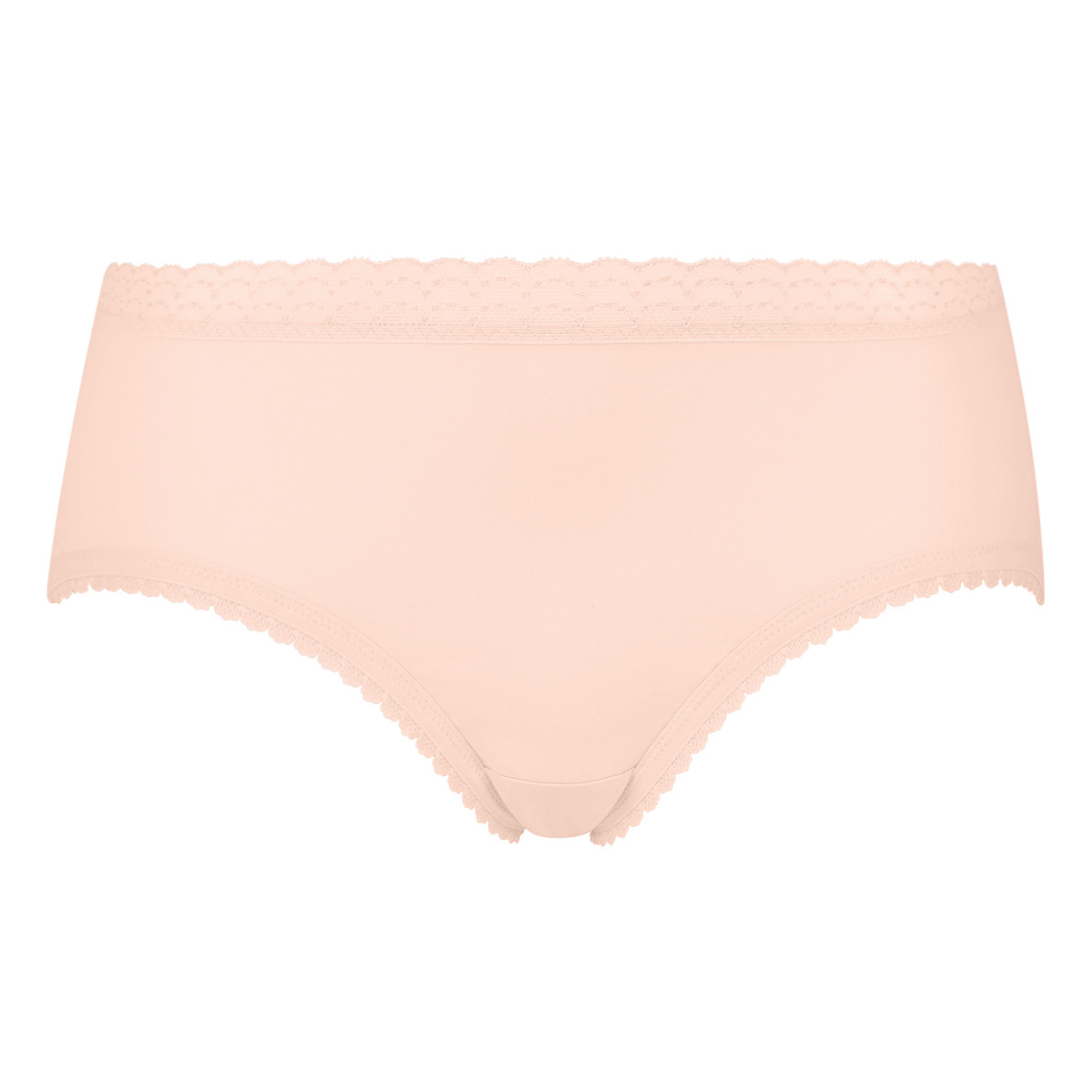 Culotte midi invisible rose pâle Invisible Elegance, , PLAYTEX