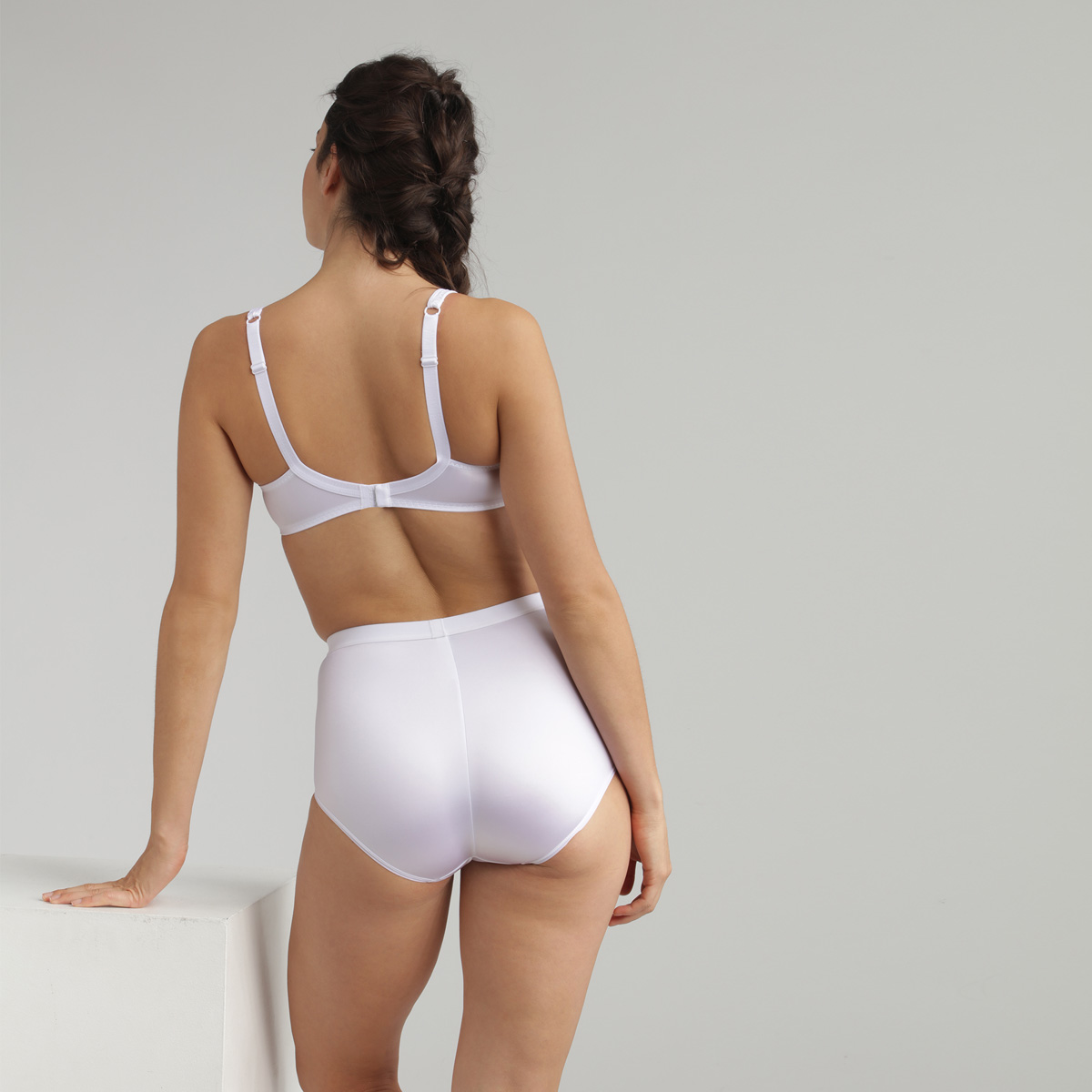 Braga maxi blanca - Perfect Silhouette, , PLAYTEX