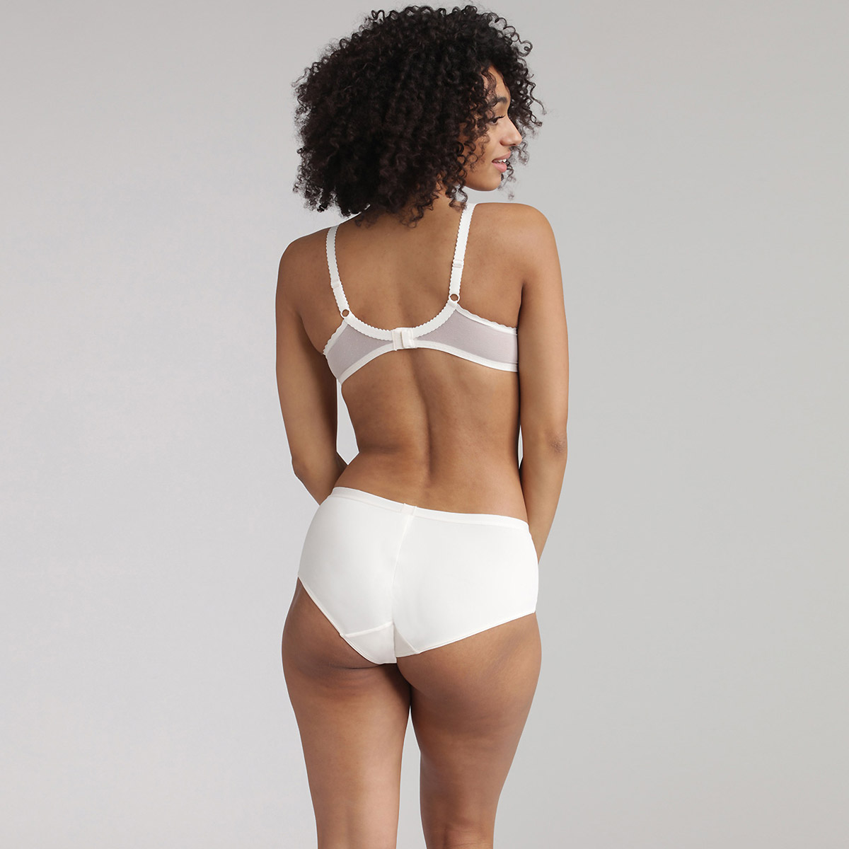 Sujetador push up de color marfil Secret Comfort, , PLAYTEX