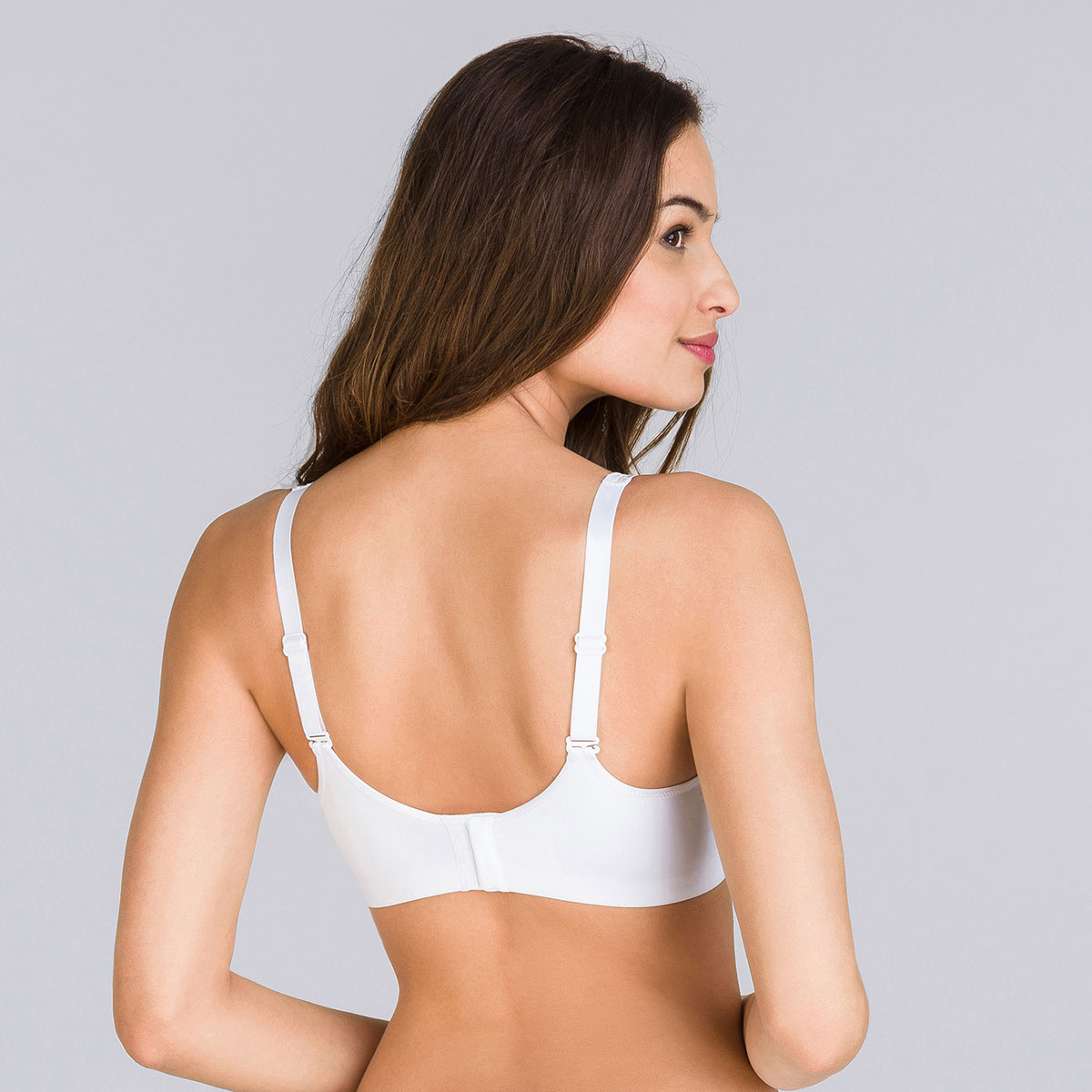 White wireless bra - Feel Good Support-PLAYTEX