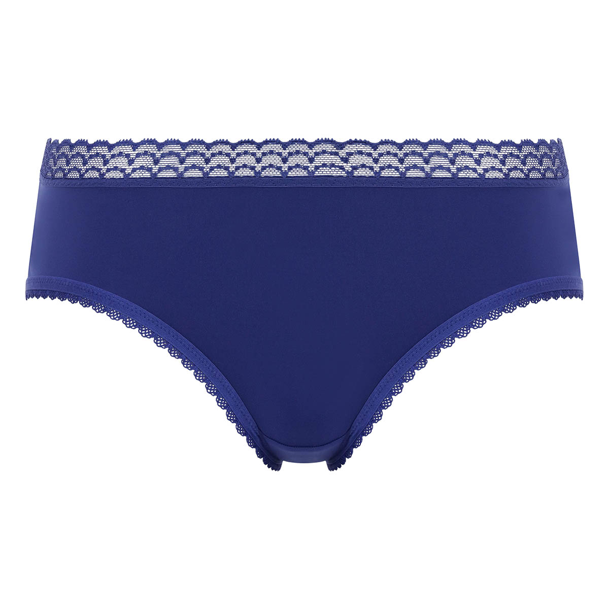 Culotte midi invisible bleu intense Invisible Elegance, , PLAYTEX