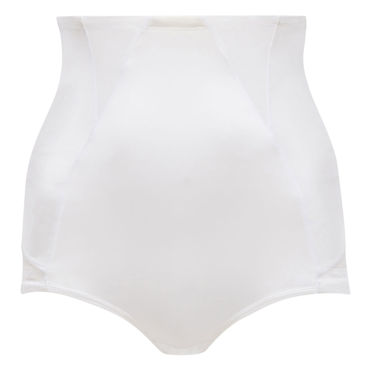 High-Waisted Girdle in White– Perfect Silhouette, , PLAYTEX
