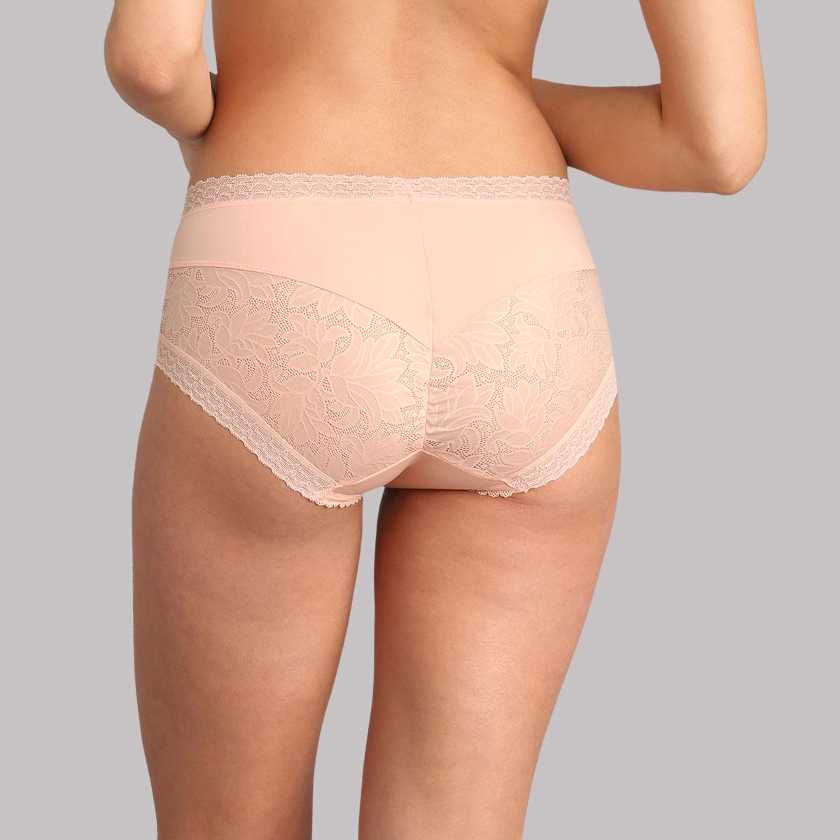 Braga invisible Midi rosa pálido Invisible Elegance, , PLAYTEX