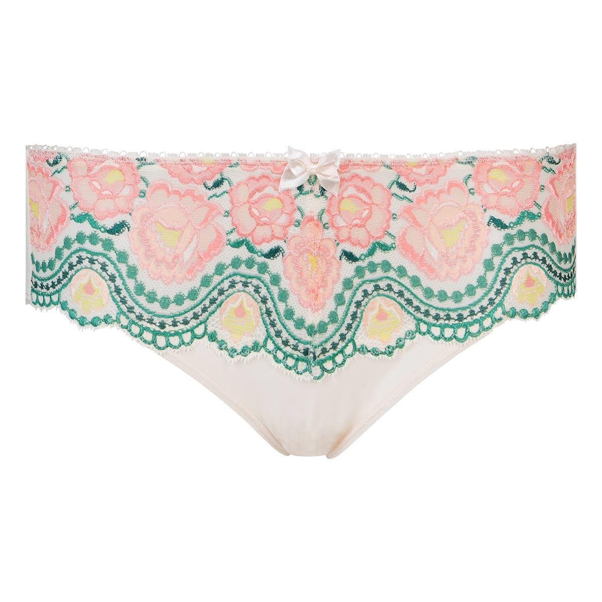 Culotte midi motif fleurs Flower Elegance, , PLAYTEX