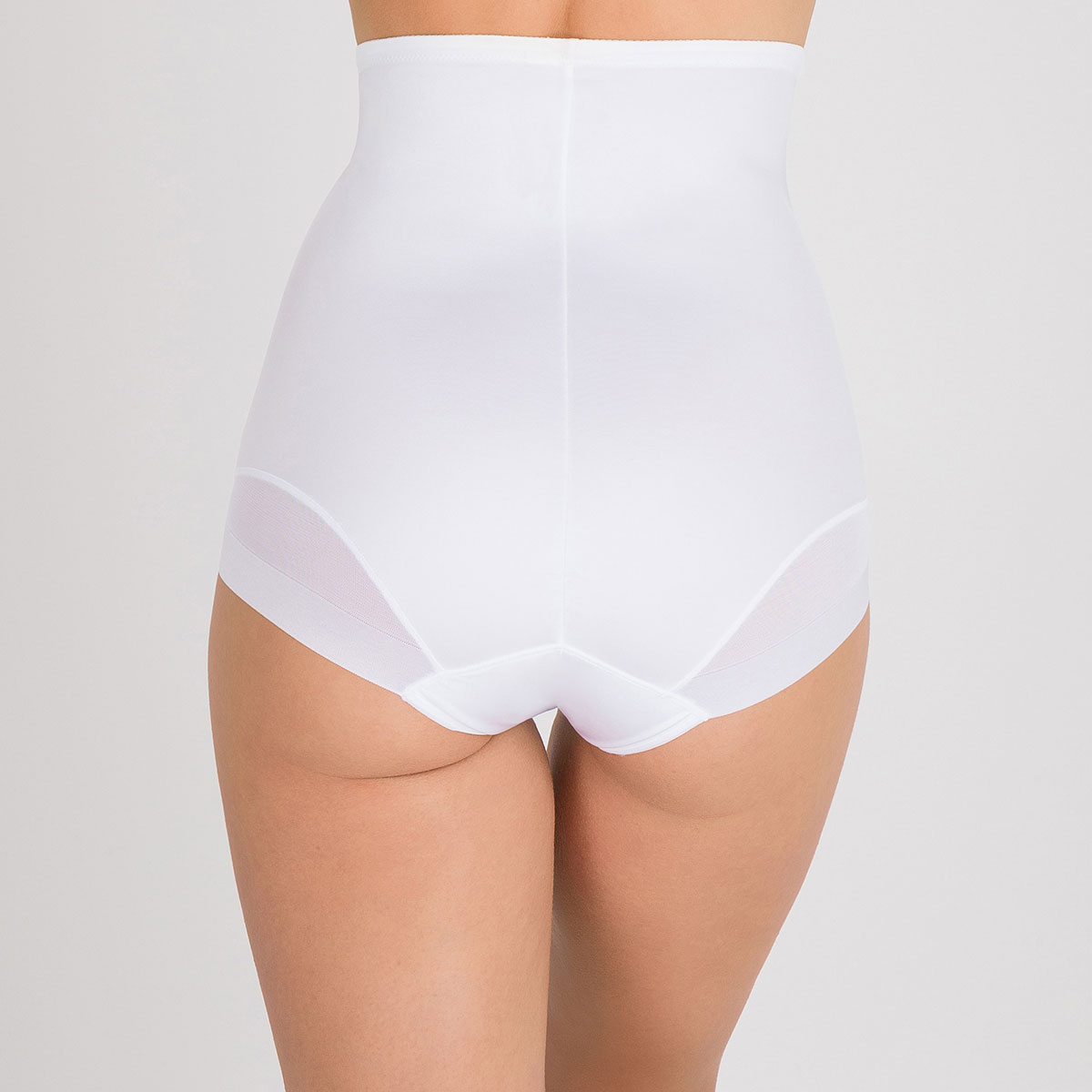 Gaine serre-taille blanche - Perfect Silhouette-PLAYTEX