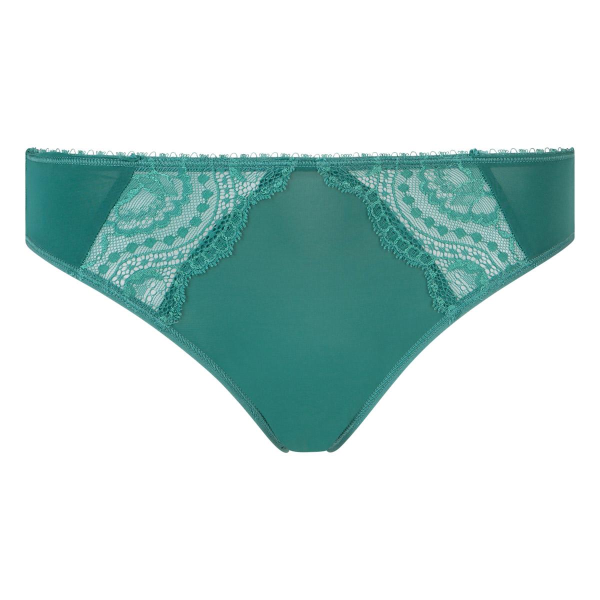 Culotte mini vert foncé Flower Elegance, , PLAYTEX