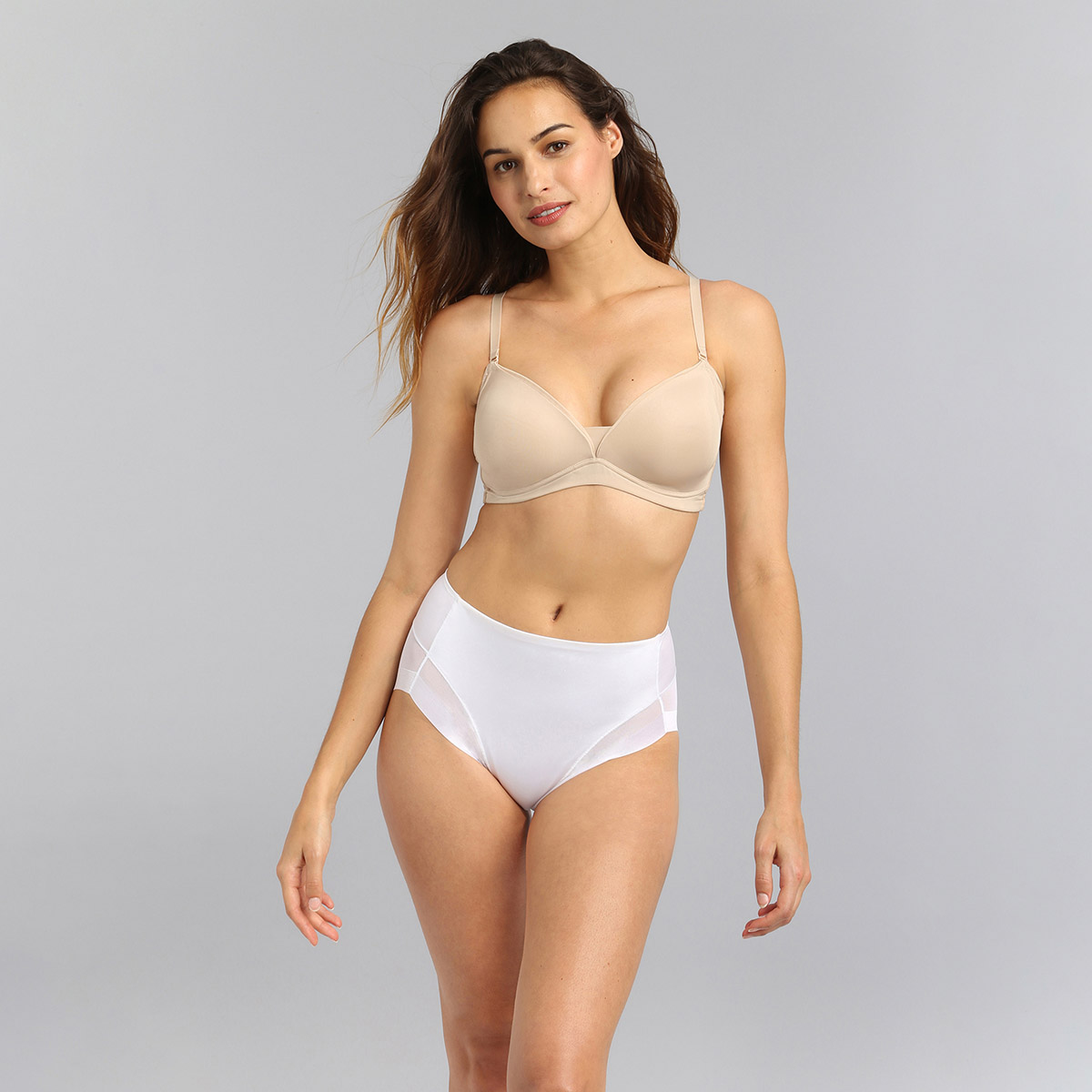 Soutien-gorge sans armatures beige Perfect Harmony, , PLAYTEX