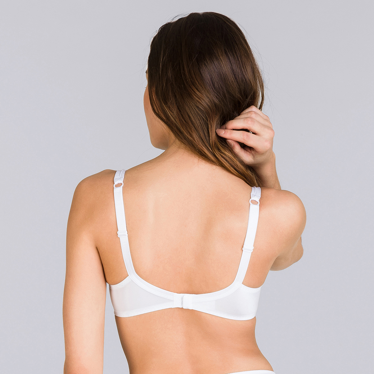 Soutien-gorge emboîtant blanc - Perfect Silhouette, , PLAYTEX