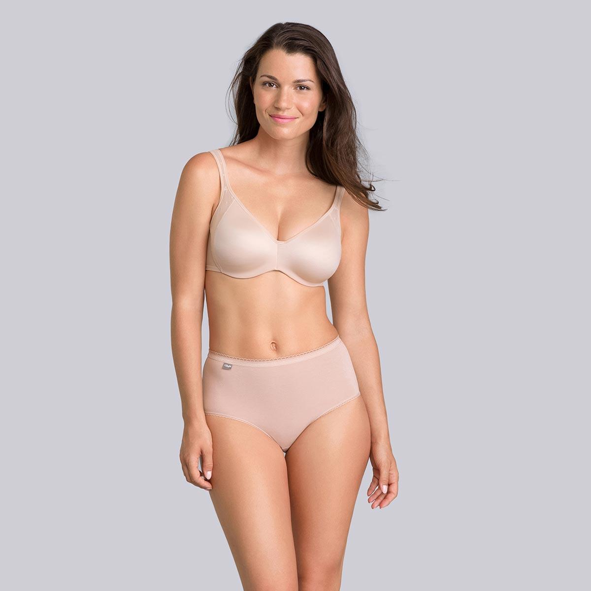 Minimiser Bra in Nude - Expert in Silhouette-PLAYTEX