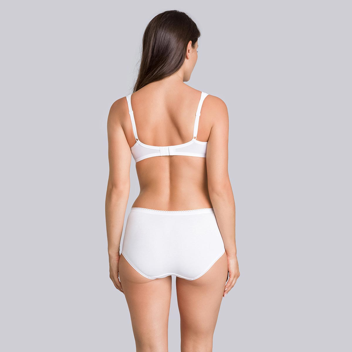 Sujetador reductor blanco - Expert in Silhouette , , PLAYTEX