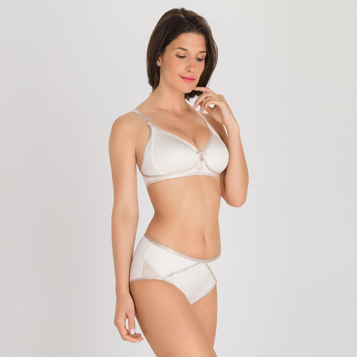 Soutien-gorge sans armatures ivoire - Ideal Beauty-PLAYTEX