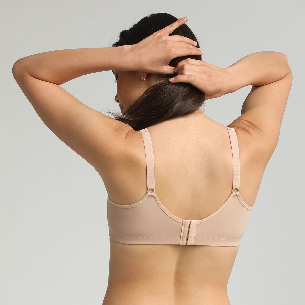 Soft Cup Bra in Nude - Essential Support, , PLAYTEX