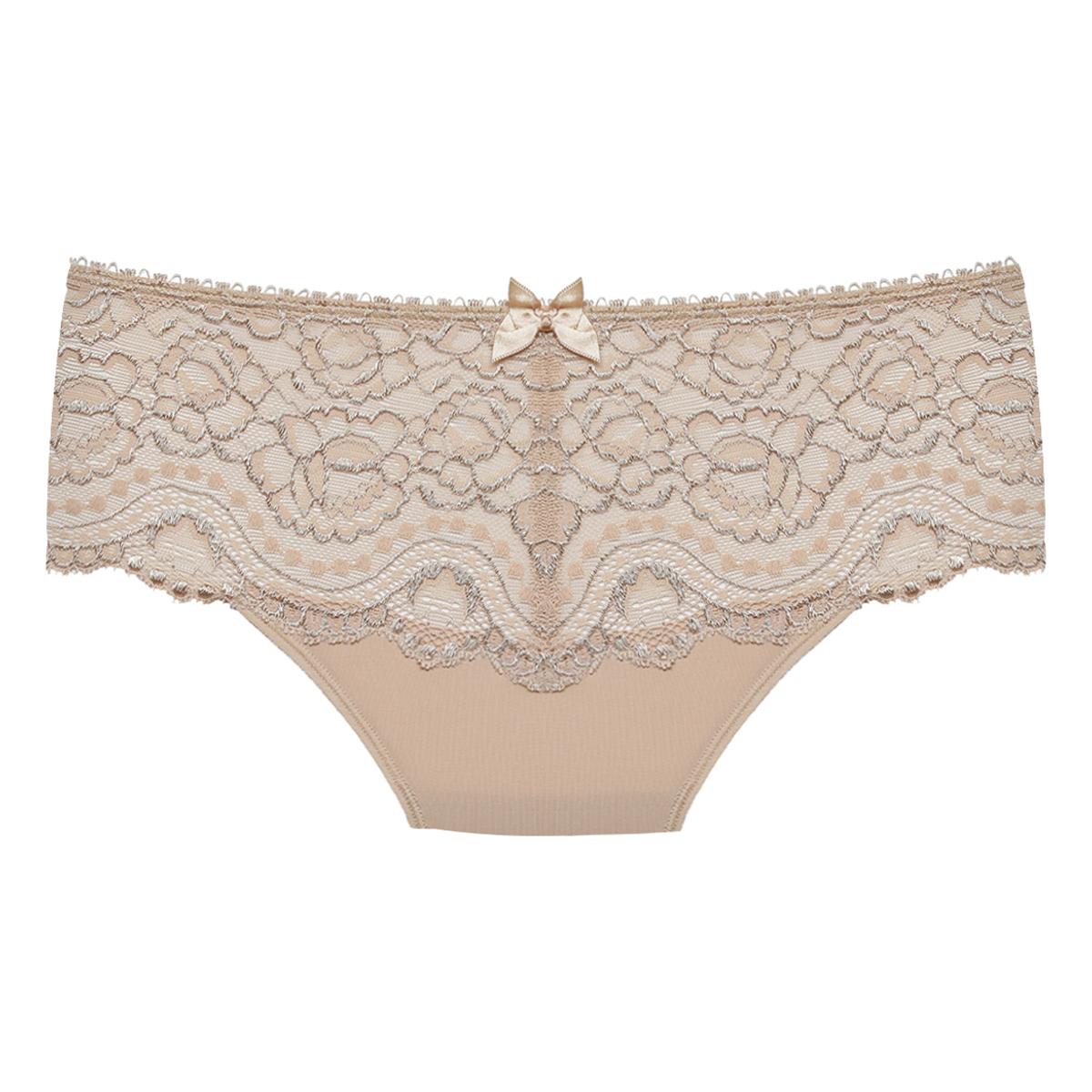 Braga midi beige - Flower Elegance, , PLAYTEX