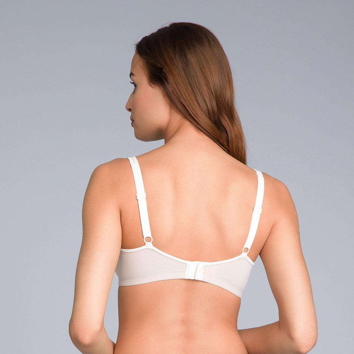 Minimiser bra in beige - Expert in Silhouette, , PLAYTEX
