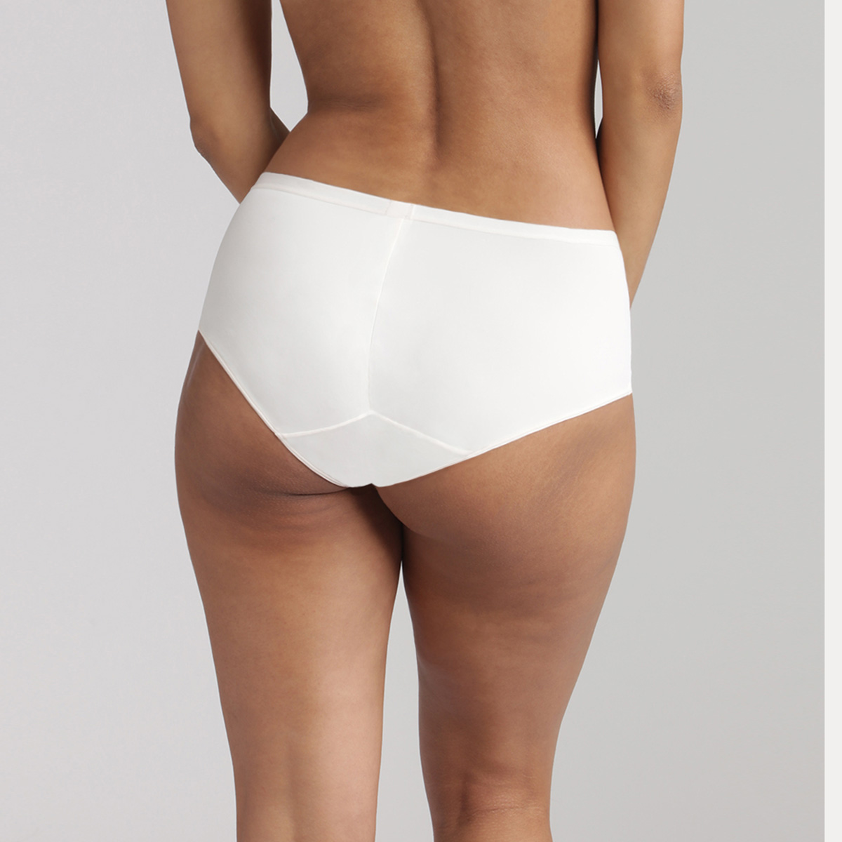 Braga midi marfil Secret Comfort, , PLAYTEX