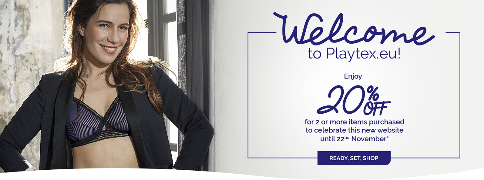 Welcome to Playtex.eu !
