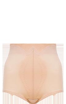 High-waisted girdle