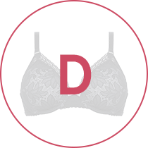 Cup size D