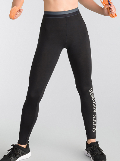 Legging deportivo Active Wear Negro