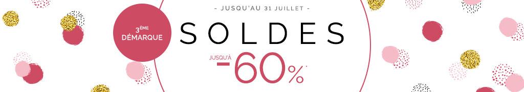 SOLDES - jusqu'à -60%*- PLAYTEX